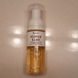 Kipure Sleepy Time Foaming Baby and Face Wash